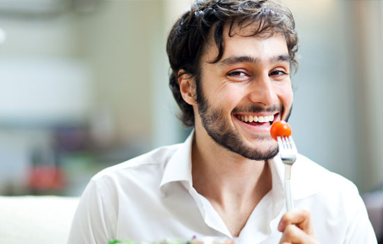 Eat Whatever You Like with Invisalign