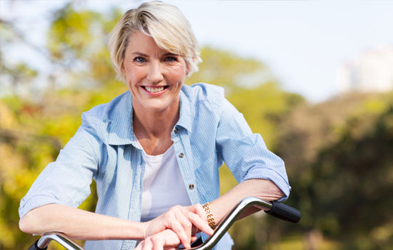 Greater Comfort with Dental Implants